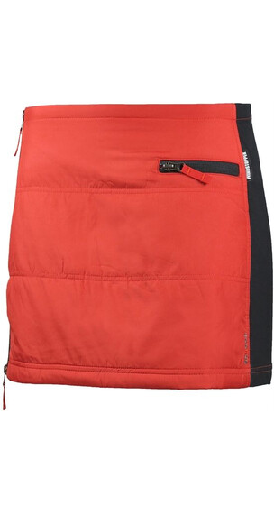 SKHoop Gretchen Windstopper Mini Skirt Mandarin